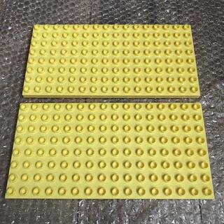 レゴ(Lego)のレゴ デュプロ 基礎板 2枚セット(知育玩具)
