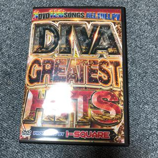 hiphop DVD DIVA 3枚組 (ミュージック)