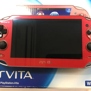 PSVITA(携帯用ゲーム本体)