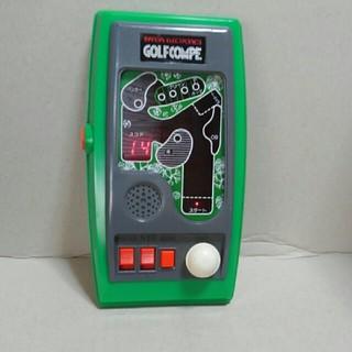 バンダイLSI ゴルフコンペゲーム(携帯用ゲーム本体)