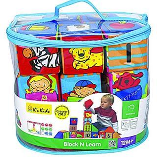 K's Kids ブロック知育玩具 ブロックン・ラーン(知育玩具)