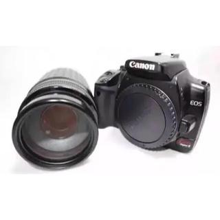 キヤノン(Canon)の☆大人気☆CANON DIGITAL X+75-300mmおまけつき(デジタル一眼)