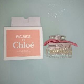 クロエ(Chloe)の新品! 箱つき。 大人気!クロエ  ローズドクロエ オードトワレ 30ml(香水(女性用))