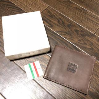 エンリココベリ(ENRICO COVERI)の財布 男性用 (折り財布)