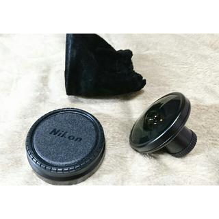ニコン(Nikon)のNikon FC-E8 フィッシュアイ・コンバーションレンズ(レンズ(単焦点))