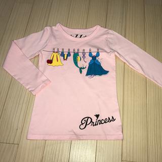 ディズニー(Disney)のディズニーロンT(Tシャツ/カットソー)