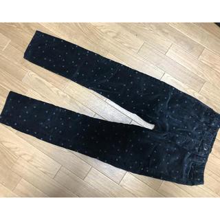 ジーユー(GU)の☆星柄ズボン☆140センチ(パンツ/スパッツ)