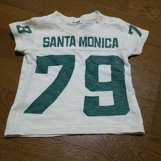 サンタモニカ(Santa Monica)のTシャツ 80センチ(Tシャツ)