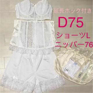 セモア D75/76/L ブライダルインナーセット(ブライダルインナー)
