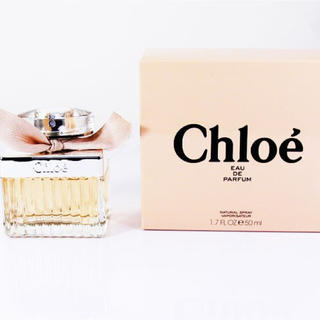 クロエ(Chloe)のクロエ  オードパルファム  50ml  未開封❗️(香水(女性用))