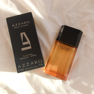 アザロ(AZZARO)のアザロプールオムオードトワレ 30ml(香水(男性用))