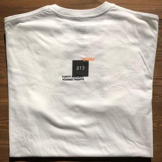 ダブルタップス(W)taps)のWTAPS FPAR TRUNK MARKET 限定 TEE SIZE M(Tシャツ/カットソー(半袖/袖なし))