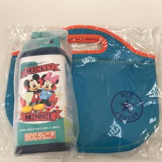 ディズニー(Disney)の値下げ中✨ECCオリジナルバッグと筆箱セット(住まい/暮らし/子育て)