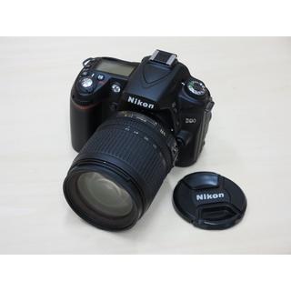 ニコン(Nikon)のNikonデジタルカメラ D90 (カメラバック付き)(デジタル一眼)