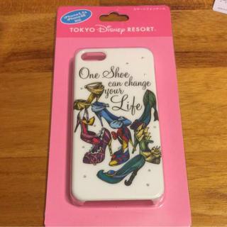 ディズニー(Disney)のiPhoneSE くつ プリンセス(iPhoneケース)