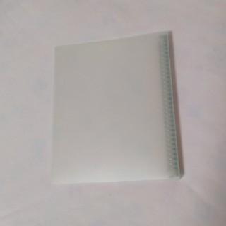 ムジルシリョウヒン(MUJI (無印良品))の無印良品 30穴A4クリアファイル 2冊(ファイル/バインダー)