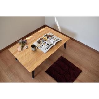 折りたたみ式ローテーブル(家具)