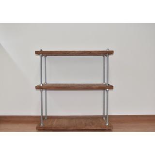組み立て式3段ラック(家具)