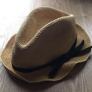ケービーエフ(KBF)の麦わら帽子 アーバンリサーチ KBF(麦わら帽子/ストローハット)