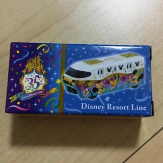 ディズニー(Disney)のディズニー35周年 リゾートライナー(キャラクターグッズ)