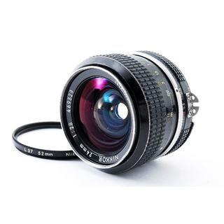 ニコン(Nikon)の Nikon Ai NIKKOR 24mm F2.8 #1538-4yma(レンズ(単焦点))