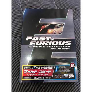 プレイステーション3(PlayStation3)のワイルドスピード ワイスピ 全巻(外国映画)