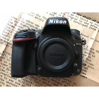 ニコン(Nikon)の美品 ニコン Nikon デジタル一眼レフカメラ D610 ボデ(デジタル一眼)