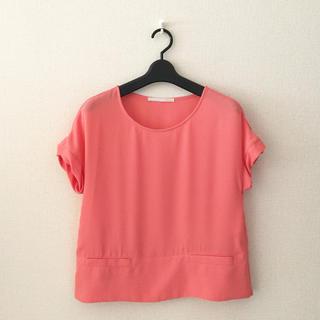 アクータ(Acuta)のAcuta♡きれい色プルオーバーシャツ(シャツ/ブラウス(半袖/袖なし))