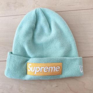 Supreme - supreme ニューエラ ニット帽