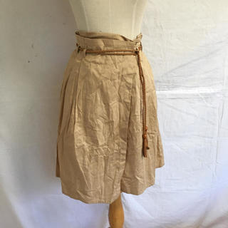 レトロガール(RETRO GIRL)の膝下丈ラップスカート(ひざ丈スカート)