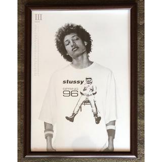 ステューシー(STUSSY)の《stussy》B4 ポスター カレンダー ステューシー アーティスト 裏原系(印刷物)