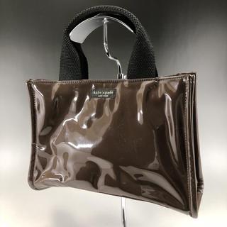 ケイトスペードニューヨーク(kate spade new york)の正規品 ケイトスペード エナメル ハンドバッグ EX6-95(ハンドバッグ)