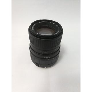 シグマ(SIGMA)のSIGMA 70-210mm F4-5.6 UC-II(レンズ(ズーム))