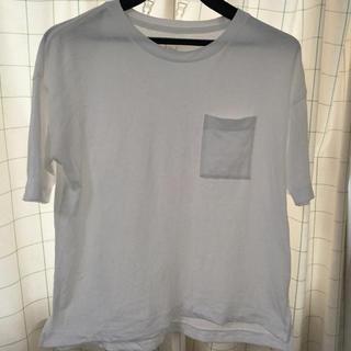 ムジルシリョウヒン(MUJI (無印良品))の無印tシャツ(Tシャツ(半袖/袖なし))
