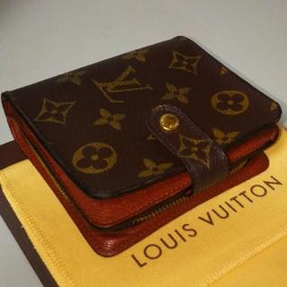 LOUIS VUITTON - 【正規品】LOUIS VUITTON モノグラム コンパクトジップ