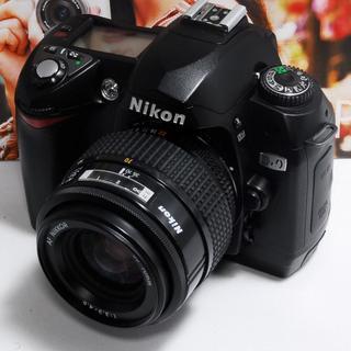 ニコン(Nikon)の★一眼入門セット★Nikon D70 レンズキットおまけ付♪(デジタル一眼)
