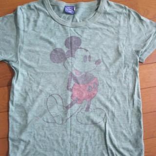 ディズニー(Disney)のミッキーマウスTシャツ(Tシャツ(半袖/袖なし))