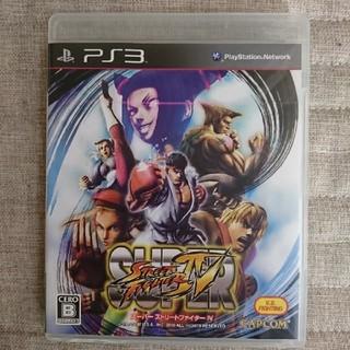 プレイステーション3(PlayStation3)のPS3  スーパーストリートファイターIV(家庭用ゲームソフト)