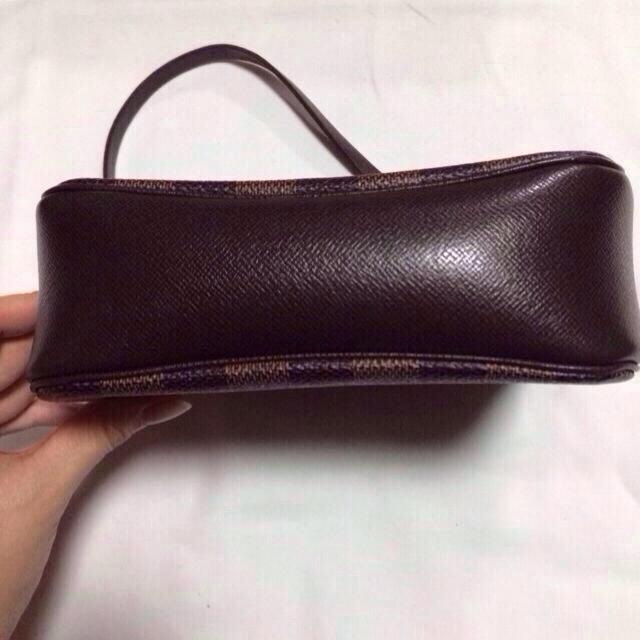 LOUIS VUITTON(ルイヴィトン)のヴィトン ダミエ 美品 限定値下げ♥︎ レディースのバッグ(クラッチバッグ)の商品写真