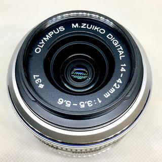 オリンパス(OLYMPUS)のOLYMPUS  M.ZUIKO DIGITAL 14 42 II MSC(レンズ(ズーム))