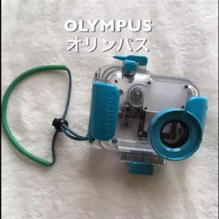 オリンパス(OLYMPUS)の【一度使用】オリンパス 防水防塵プロテクタ PT-012 WATER PROOF(その他)