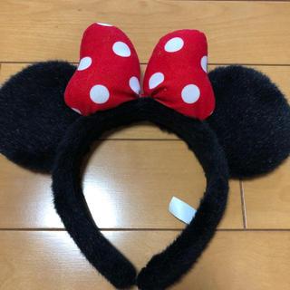 ディズニー(Disney)のミニー カチューシャ(カチューシャ)