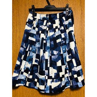 リフレクト(ReFLEcT)のWORLDブランドReflect の膝丈スカート(ひざ丈スカート)