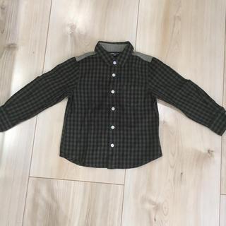 コムサイズム(COMME CA ISM)のCOMME CA ISM シャツ 100Aサイズ(Tシャツ/カットソー)