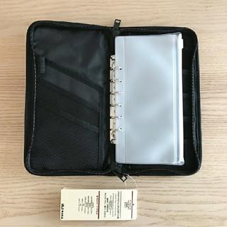 ムジルシリョウヒン(MUJI (無印良品))の【 新品♥∗⠜ 】無印良品 パスポートケース クリアポケット付(旅行用品)