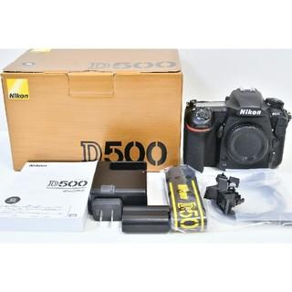 ニコン(Nikon)のNikon D500 ボディ(デジタル一眼)