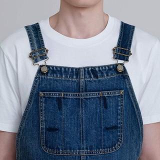 キムジョーンズ(KIM JONES)のKIM JONES × gu オーバーオール 新品 未使用 XL(サロペット/オーバーオール)