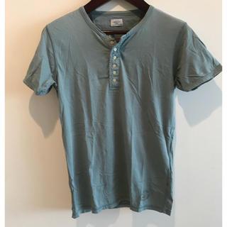 リプレイ(Replay)のREPLAY 前あきTシャツ(Tシャツ/カットソー(半袖/袖なし))