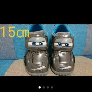ディズニー(Disney)のカーズ靴ジャクソンストーム(スニーカー)