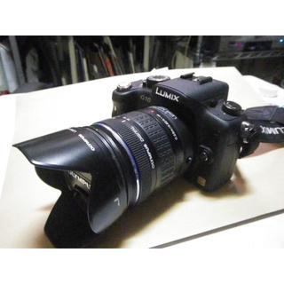 パナソニック(Panasonic)の値段交渉OK!レンズ2本付!★ Lumix DMC G10 パナソニック ★(ミラーレス一眼)